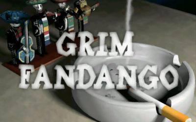 Cómo empezar (o no) una aventura: Grim Fandango