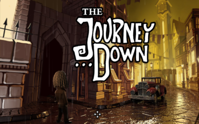 Concurso: consigue 3 copias de The Journey Down capítulos 1 y 2