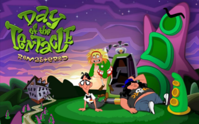 A propósito de Day of the Tentacle