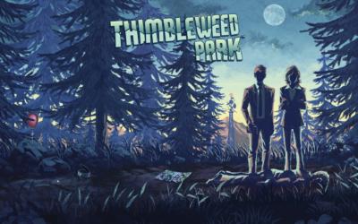 Thimbleweed Park (Terrible Toybox, 2017)